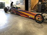Worthy Turnkey Dragster 4.50's 1250hp  for sale $40,000