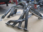 62-67 Chevy II Used Chrome Hooker Headers   for sale $450