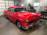 1955 Belair 2dr HT  for sale $50,000