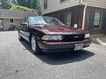 1995 Chevrolet Impala  for sale $20,000