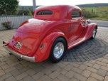 1934 Chevy Coupe Outlaw body and chassis