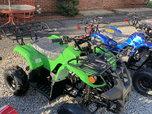 ATV 120cc 4 Wheeler Youth