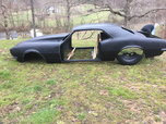 67-68 Camaro Top Sportsman pro mod  body  for sale $4,000