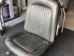 Bucket seats 69-70 Mustang  for sale $200