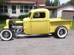 46 Ford Hot Rod pickup  for sale $44,500