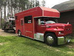 1989 Ford F600 Toterhome  for sale $15,000