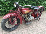 1928 Indian SCOUT 101    for sale $14,000