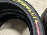 Pirelli Ferrari Challenge 458 Tires   for sale $3,000