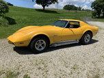 1976 Corvette  for sale $12,000