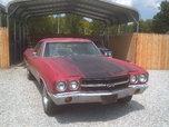 1970 Chevrolet El Camino  for sale $19,500