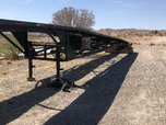 53 ft wedge trailer  for sale $17,000