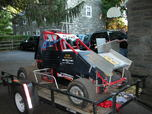4 bar microsprint with trailer  for sale $3,500