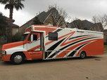 2000 Freightliner Toterhome 10' Garage  for sale $94,500