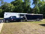 2005 Dodge 3500 and 24' Featherlite trailer  for sale $31,500