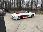 62 Corvette Roadster - all Fresh BBC/Glide  for sale $35,000
