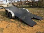 2021 Fitzgerald Power Tilt 20' Trailer / Mobile Rollba  for sale $8,995