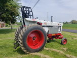 Pro farm pulling tractor