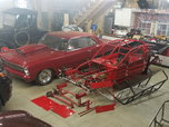 Troyer TA1 chassis with Northesst Race Car Parts tweaking  for sale $12,500