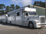 2003 Showhauler with Stacker Trailer  for sale $120,000