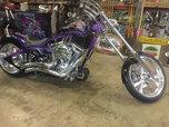 Custom Chopper  for sale $15,000