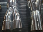 Stainless steel collectors, clamps, elbows & bends  for sale $350