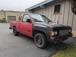 1990 Nissan Hardbody w/ LS swap  for sale $6,400
