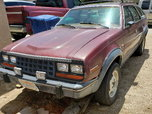 1984 American Motors Eagle  for sale $1,850