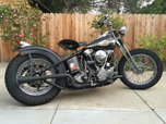1947 HD OHV Knucklehead Bobber Chopper ULH Flat  for sale $12,000