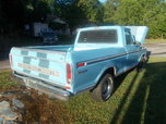 1974 FORD shortbed f-100 truck  for sale $9,500