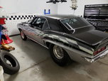 1969 Camaro  rolling chassis (race) or (pro street)
