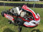 2017 Parolin Racing Kart with Woltjer X30 Engine  for sale $3,700