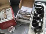 Callie's crank Molnar Rods Race tech Piston  for sale $2,800