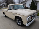 1967 Dodge A100 Pickup - JUST REDUCED!!! $10,500   for sale $10,500