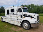 1998 Peterbilt 330 Western Hauler Conversion  for sale $58,000