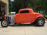 1934 Ford 3 Window Coupe  for sale $55,000