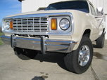 1978 Dodge W200  for sale $14,500