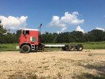 85 Freightliner Cabover