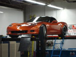 Motor Trend Shootout Corvette  for sale $145,000