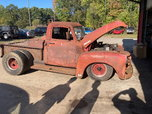 Very cool '52 Chevy DUALLY!!