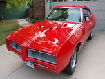 1968 Pontiac GTO  for sale $44,900