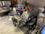 Dirt Late Model Racing Engine Carl Grover Motorsports 430 CI  for sale $12,000