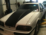 1990 Ford Mustang grudge/bracket car  for sale $13,000