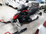 2009 Yamaha phazer snowmobile clean