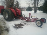 Mod tractor ford 5000 rear,30.5 tires  for sale $3,500