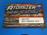 ATOMIZER 225PPH INJECTORS  for sale $1,000