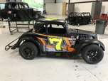 Tom Pistone personal Legends car w/ Fresh 1250  for sale $9,000