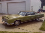 1973 Lincoln Continental  for sale $4,300