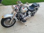 2005 Harley Davidson Fat Boy Anniversary