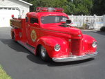 1947 Hot Rod Fire Engine  for sale $179,500