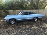 1967 Chevrolet Impala  for sale $12,500